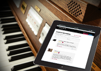 Review your Johannus organ on our website!