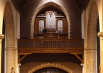 Johannus has realised the first fully fledged hybrid organ in Belgium